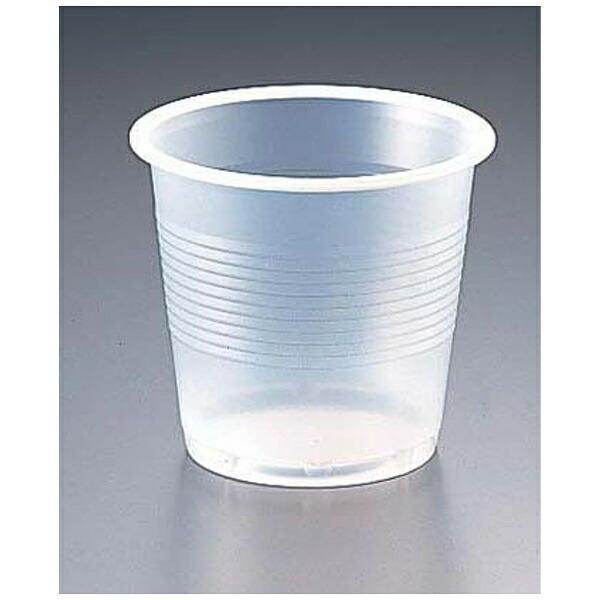 日本デキシーDIXIEプラスチックカップ(半透明)5オンス(2500個入)<XKT6005>[XKT6005]