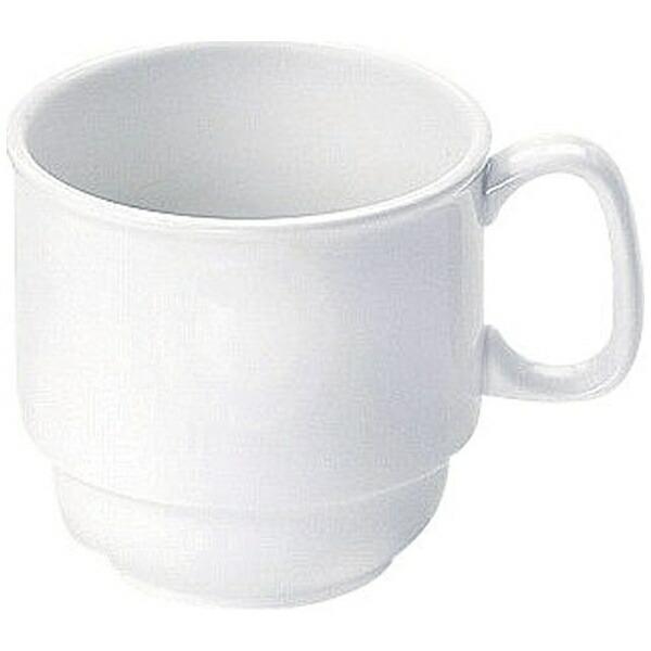 三井陶器高強度磁器ホワイトWH-003スタッキングマグ<RMG4001>[RMG4001]