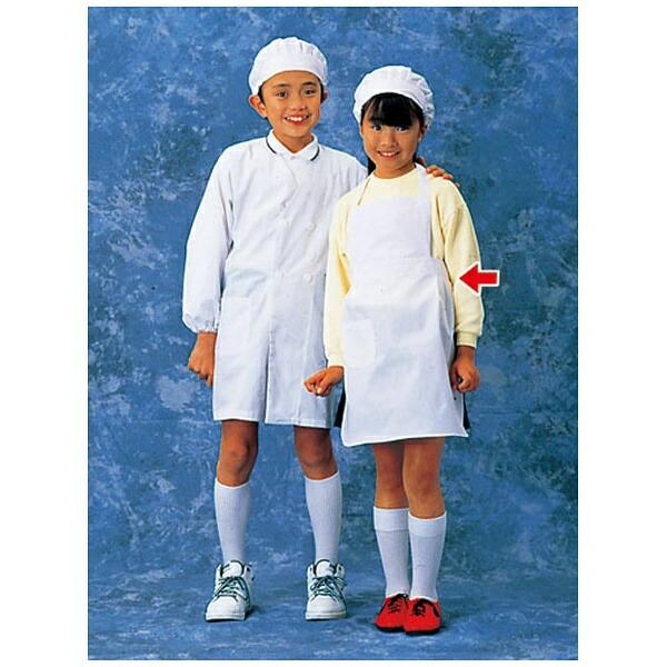 サカノ繊維SAKANOSENI学童給食衣(ホワイト)SKV362L<SKY15001>[SKY15001]
