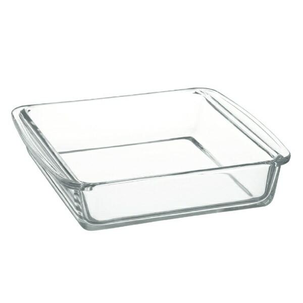 IWAKIイワキiwakiベーシックケーキ焼皿(角型)KBC222<WKCL401>[WKCL401]