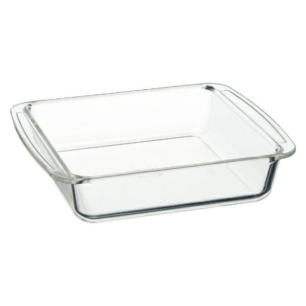 IWAKIイワキiwakiベーシックケーキ焼皿(角型)KBT221<WKCL402>[WKCL402]