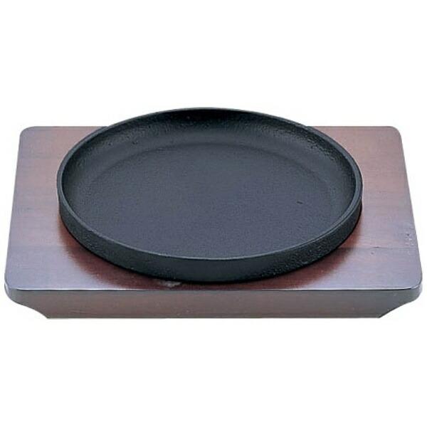 池永鉄工《IH対応》IKスタッキングステーキ皿21cm<PIK1004>[PIK1004]