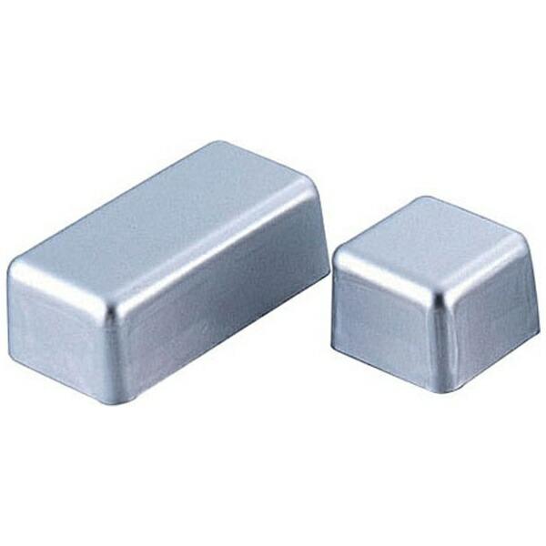 アカオアルミAKAOALUMINUMアルミ角型ボンブ正方形<WBV16002>[WBV16002]