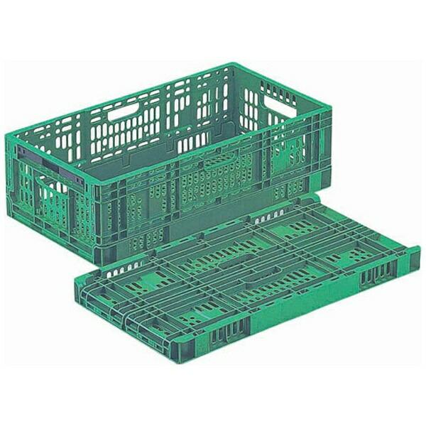 岐阜プラスチック工業GifuPlasticIndustry卵パック用折りたたみコンテナRS-MM37S<AKVM701>[AKVM701]