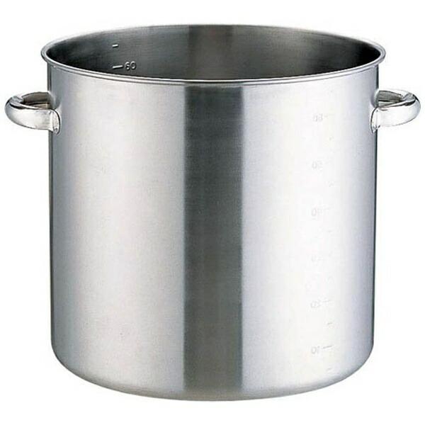 本間製作所HONMA《IH対応》KO19-0寸胴鍋(蓋無)33cm<AZV8003>[AZV8003]