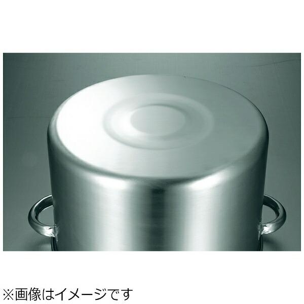 本間製作所HONMA《IH対応》KO19-0半寸胴鍋(蓋無)40cm<AHVD805>[AHVD805]
