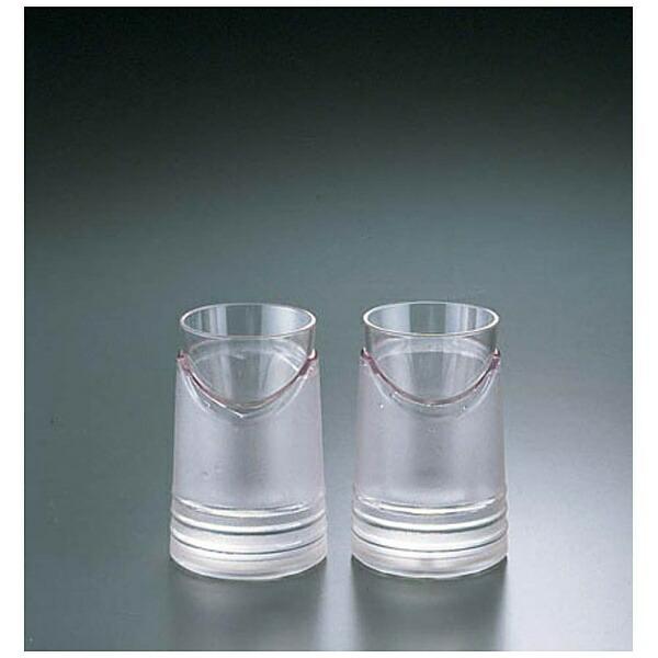 新潟合成アイス・ミニグラス2pcsセット<PGL7301>[PGL7301]