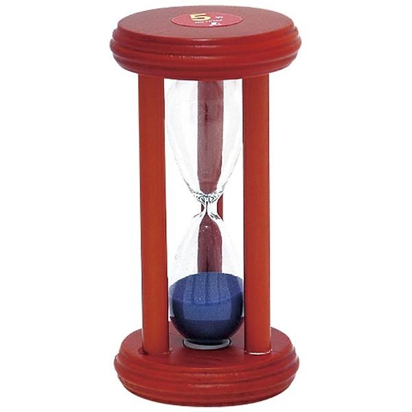 シンワ測定ShinwaRules砂時計5分計(ブルー)<BSN0903>[BSN0903]
