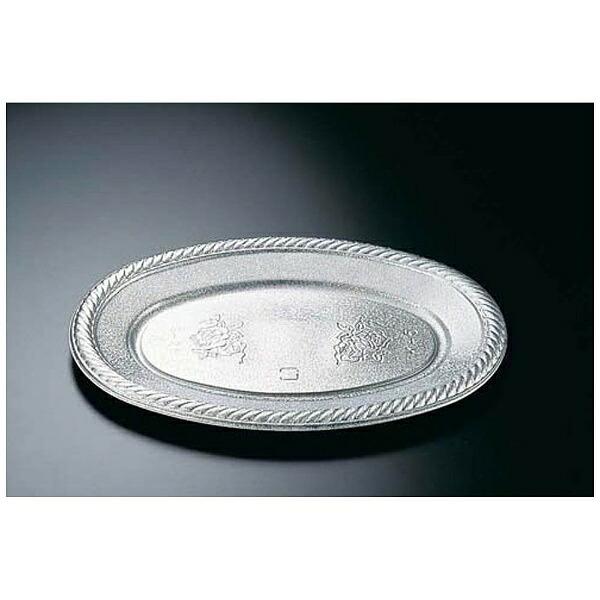 福助工業FukusukeKogyoプラ使い捨て小判皿K-8(20枚入)<GKB0205>[GKB0205]