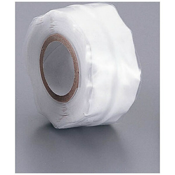 ワーズインクWASIncシリコンゴムテープ(1m巻)白<XTC067>[XTC067]