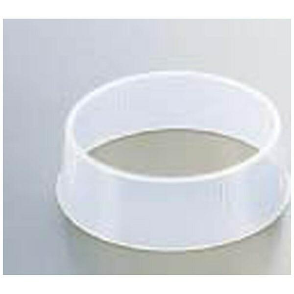 エンテックENTEC抗菌丸皿枠(ポリプロピレン)W-118~20cm用<NMR42001>[NMR42001]