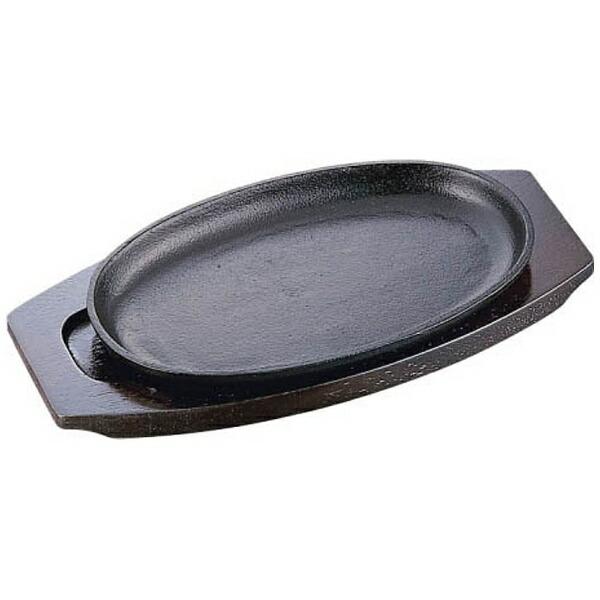 イシガキ産業ISHIGAKI《IH対応》イシガキ小判ステーキ皿深型01-3030cm<PIS1602>[PIS1602]