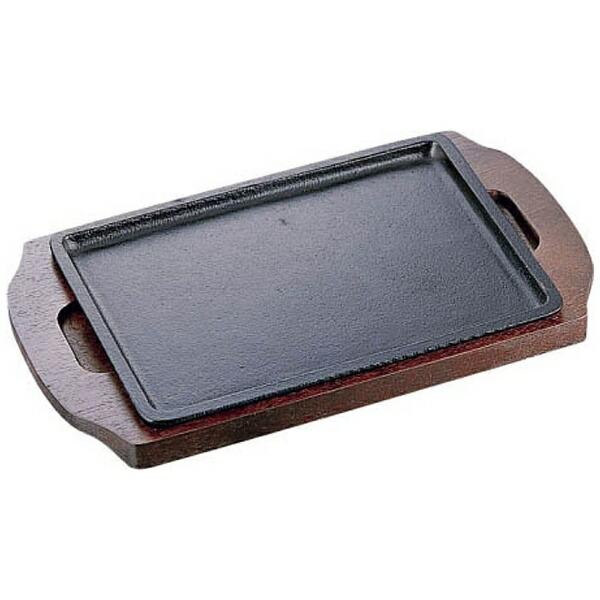イシガキ産業ISHIGAKI《IH対応》イシガキステーキ皿長方形09-2323cm<PIS1702>[PIS1702]