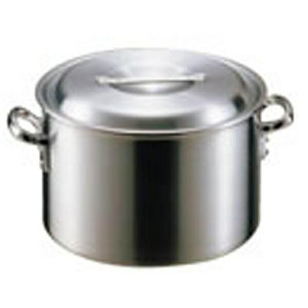 アカオアルミAKAOALUMINUM《IH非対応》アルミDON半寸胴鍋60cm<AHV13060>[AHV13060]