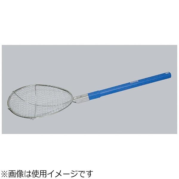 長谷川化学工業Hasegawa揚げ物用ブルー角柄(ワンプッシュ式)350mmKP35H<AKK9101>[AKK9101]