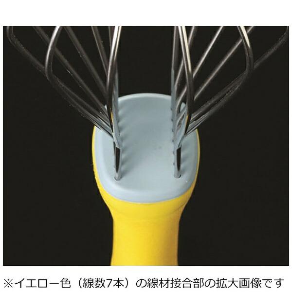 長谷川化学工業Hasegawa抗菌泡立2(ツー)ラインAG25-825cmイエロー<BAW3101>[BAW3101]