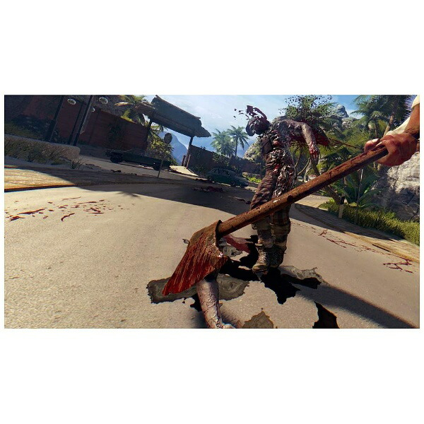 スパイクチュンソフトSpikeChunsoftデッドアイランド:ディフィニティブコレクション【PS4ゲームソフト】