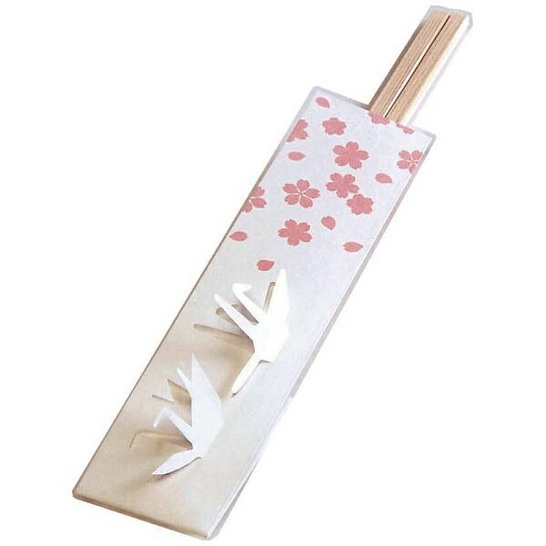 アオトプラスAotoplus三ッ折箸袋遊々庭(100枚入)鶴<XHSE601>[XHSE601]