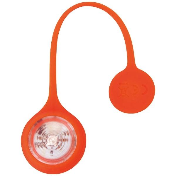 アスカASKAマグネットクリップ式LED安全ライトレッドSL01R