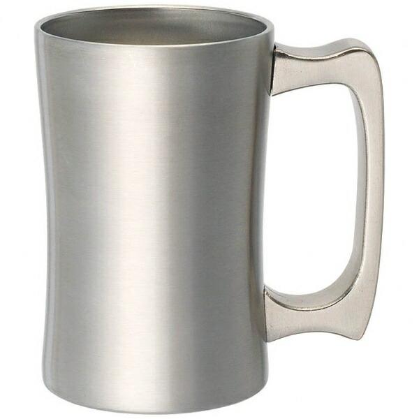 ドウシシャDOSHISHAマグカップ「飲みごろ新ジョッキ」(420ml)DSSJ420MT[DSSJ420MT]