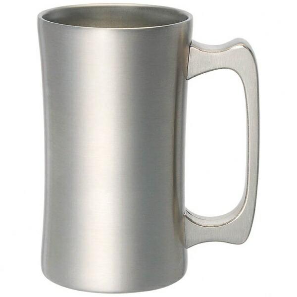 ドウシシャDOSHISHAマグカップ「飲みごろ新ジョッキ」(600ml)DSSJ600MT[DSSJ600MT]