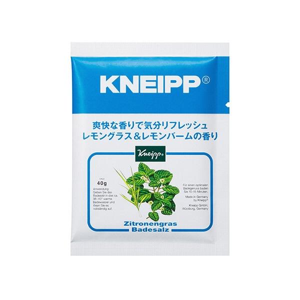 クナイプジャパンKneippJapanKNEIPP(クナイプ)バスソルトレモングラス40g〔入浴剤〕
