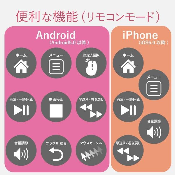 エレコムELECOMVR用BluetoothリモコンホワイトJC-VRR01WH[JCVRR01WH]
