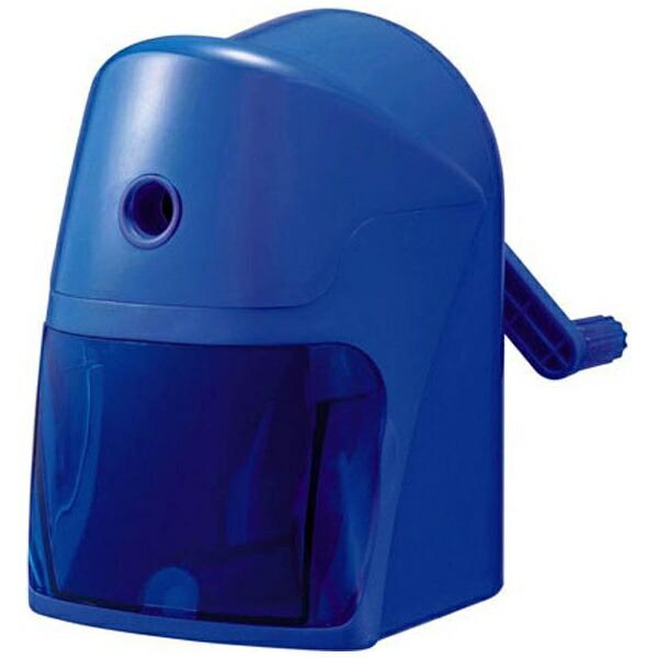 クツワKUTSUWA[鉛筆削り]スーパー安全えんぴつけずりブルーRS025BL