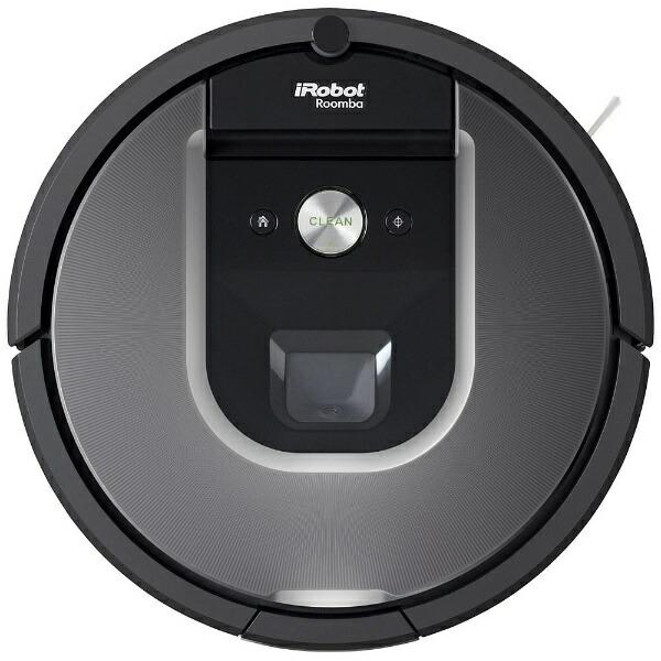 iRobotアイロボット【国内正規品】ロボット掃除機「ルンバ」960[Roomba960R960060お掃除ロボット]