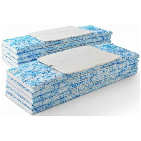 iRobotアイロボット床拭きロボットブラーバジェットシリーズ用使い捨てウェットモップパッド(10枚)4508605[ブラーバジェットパッド4508605]