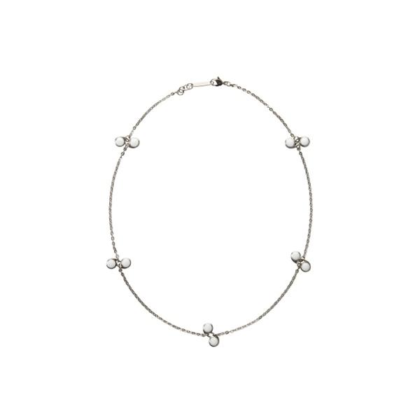 コラントッテColantotteネックレスコラントッテネックレスフィオラ(41cm〜43cm/ホワイト)ACMF03F[ACMF03F]