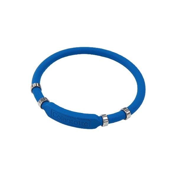 コラントッテColantotteブレスレットアクティブワックルリスト(Mサイズ/ブルー)AAWR07M
