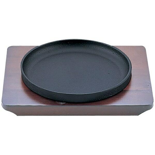 池永鉄工《IH対応》IKスタッキングステーキ皿13cm<PIK1005>[PIK1005]