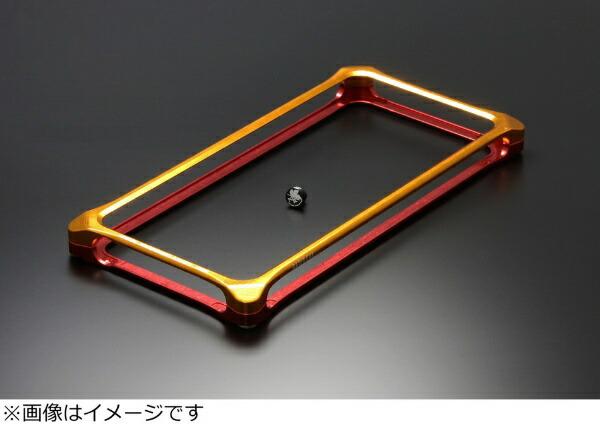 GILDdesignギルドデザインiPhoneSE(第1世代)4インチ/5s/5用ソリッドバンパーEVANGELIONLimited2号機33089GIEV-262GRT