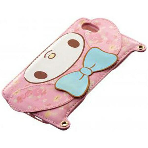 サンクレストSUNCRESTiPhone6s/6用ダイカットバックカバーサンリオマイメロディフラワーi6S-MM08