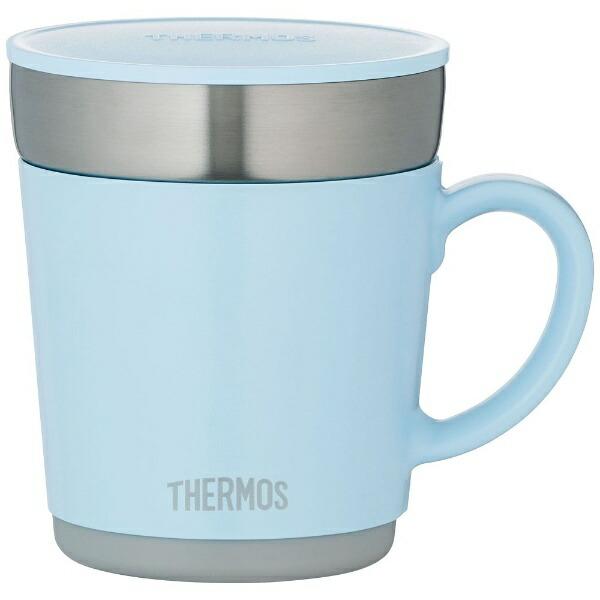 サーモスTHERMOS保温マグカップ(350ml)JDC-351-LBライトブルー[JDC351]