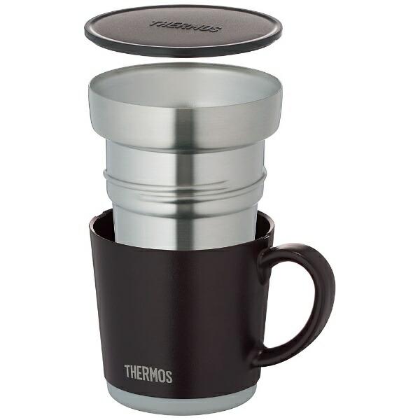 サーモスTHERMOS保温マグカップ(350ml)JDC-351-ESPエスプレッソ[JDC351]