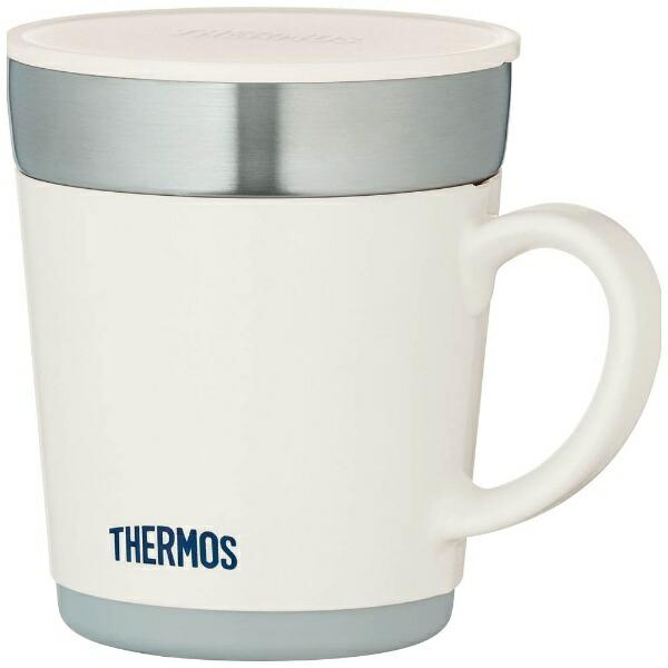 サーモスTHERMOS保温マグカップ(350ml)JDC-351-WHホワイト[JDC351]