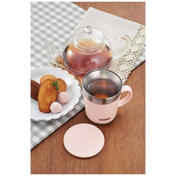 サーモスTHERMOS保温マグカップ(240ml)JDC-241-LPライトピンク[JDC241]