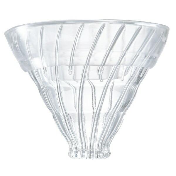 ハリオHARIOドリッパー付ピッチャー「V60グラスアイスコーヒーメーカー」(700ml)VIG-02Tクリア[VIG02T]
