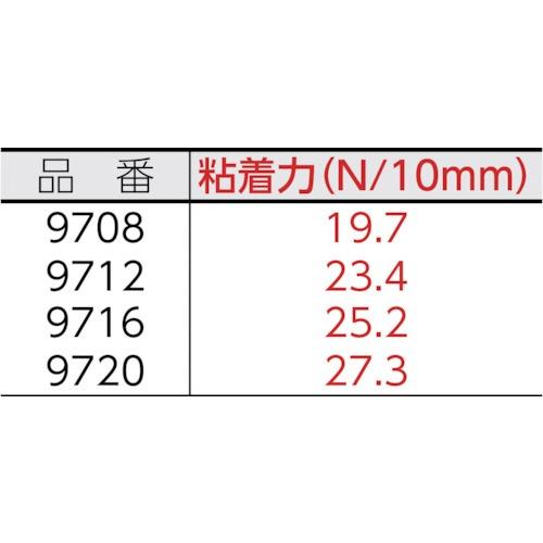 3Mジャパンスリーエムジャパン3Mハイタック両面接着テープ970820mmX10m黒1巻入り970820AAD