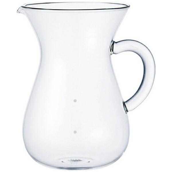 KINTOキントーSLOWCOFFEESTYLEコーヒーカラフェ600mlSCS-04-CC[SCS04CC]