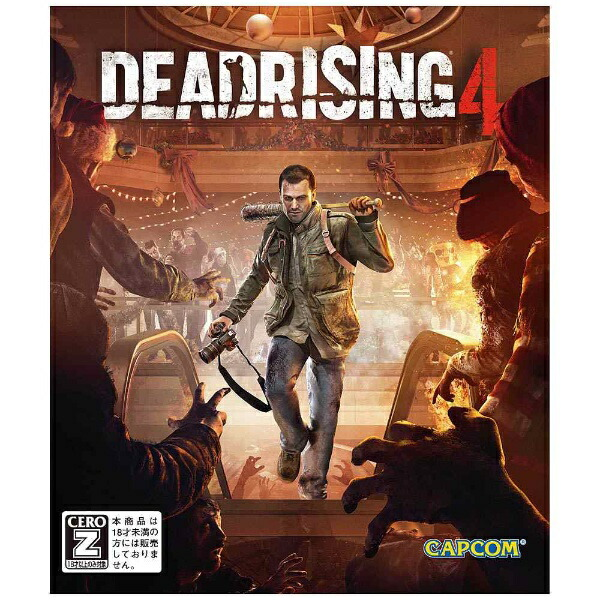 マイクロソフトMicrosoftDEADRISING4【XboxOneゲームソフト】