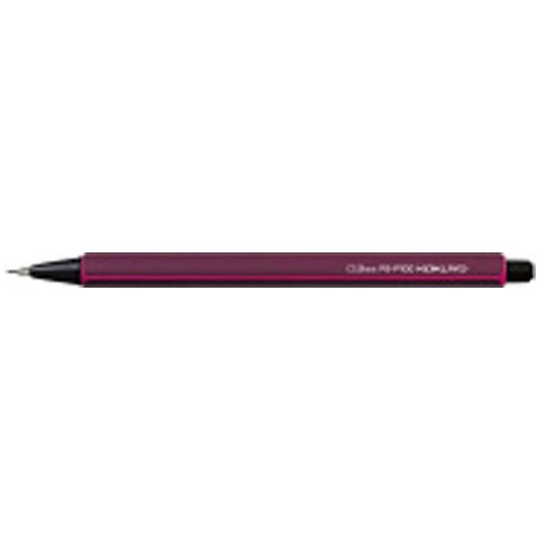 コクヨKOKUYO[シャープペン]鉛筆シャープスタンダードワインレッド(芯径:0.9mm)PS-P100DR-1P