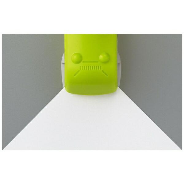 コクヨKOKUYO針なしステープラーハリナックスプレス緑SLN-MPH105G