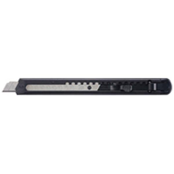コクヨKOKUYO[カッターナイフ]カッターナイフ標準型フッ素加工刃黒HA-2-SD