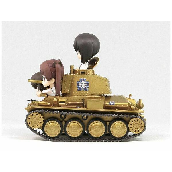 ピットロードPIT-ROADガールズ&パンツァー38(t)戦車B/C型エンディングVer.親善試合時