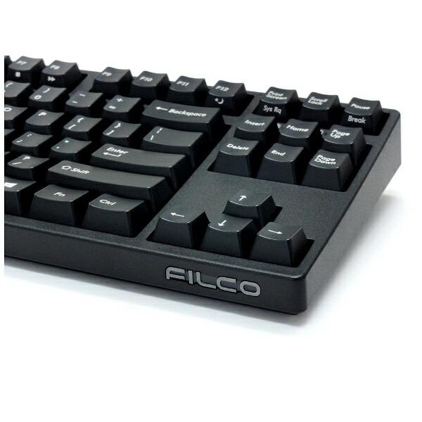 FILCOフィルコFKBC87ML/EB2キーボード黒軸MajestouchConvertible2Tenkeyless[Bluetooth・USB/有線・ワイヤレス][FKBC87MLEB2]
