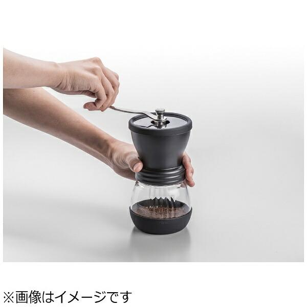 ハリオHARIOMSCS-2Bセラミックコーヒーミル・スケルトンブラック[MSCS2B]【rb_pcp】