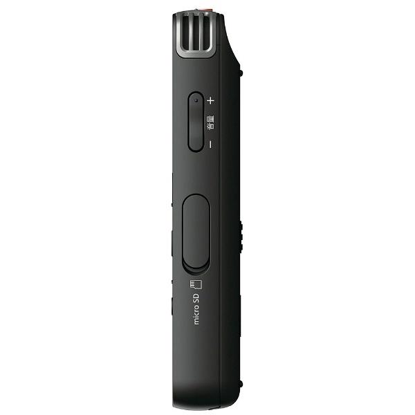 ソニーSONYICD-PX470FICレコーダーブラック[4GB][録音機ボイスレコーダー小型高音質長時間]